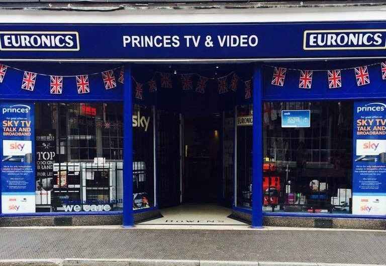 Princes TV, Shropshire
